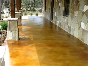 Kemiko - perfect for interior and exterior concrete projects